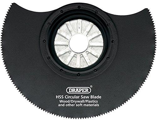 Draper Lame de scie Circulaire HSS 3–5/40,6 cm