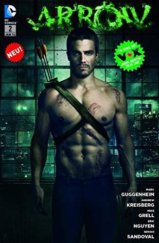 Arrow (Comic zur TV-Serie): Bd. 2: Letzte Gerechtigkeit