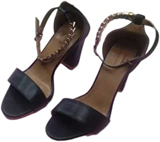 SANDAL HOUSE Articles D-9253 Black Sandal for Girl