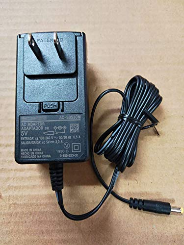 5V AC/DC Power Cord Adapter AC-E0530M for Sony SRS-XB30 Portable Speaker Dock Charger