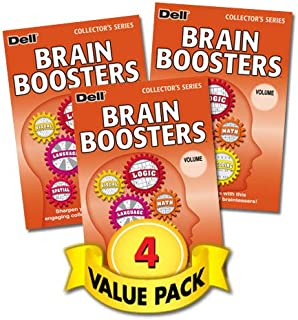 Dell Brain Boosters 4-Pack
