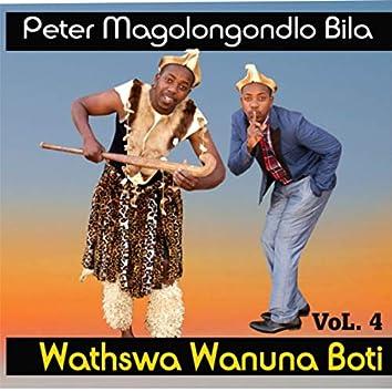 Wathswa Wanuna Boti (Vol.4)