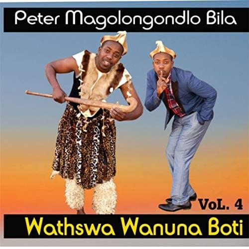 Peter Magolongondlo Bila