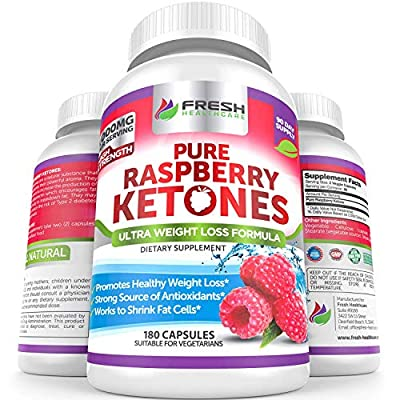 Fresh Healthcare Raspberry Ketones