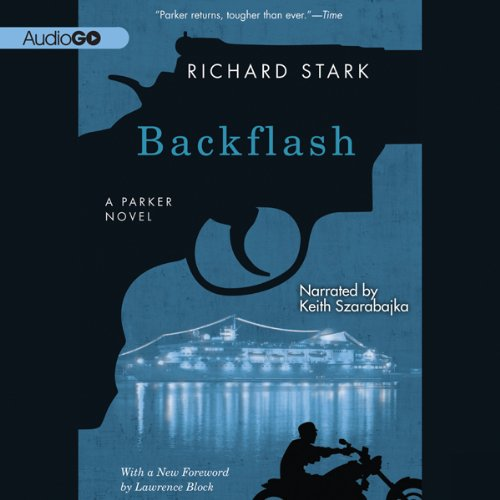 Backflash cover art
