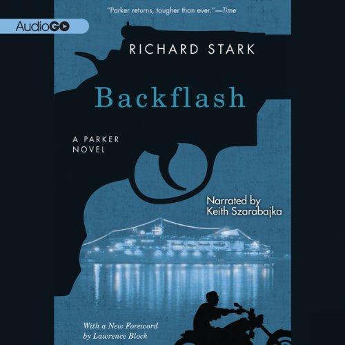 Backflash audiobook cover art