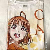高海千歌 フルグラフィックTシャツ アイコン Tシャツ ver ラブライブ サンシャイン