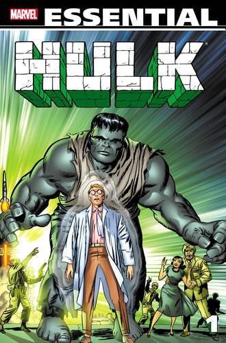 Essential Hulk Volume 1: Reissue