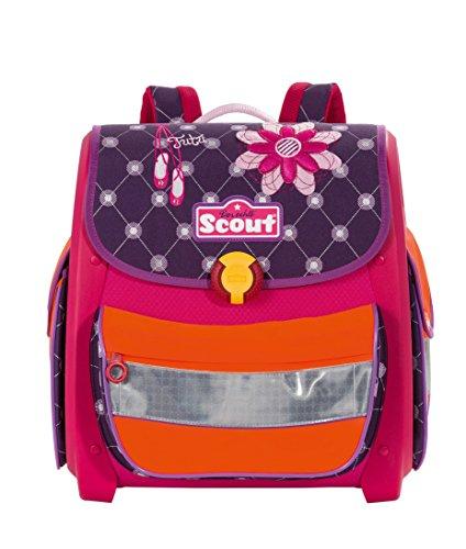 Scout 72500955500 Schule Schulranzen-Set, Lila