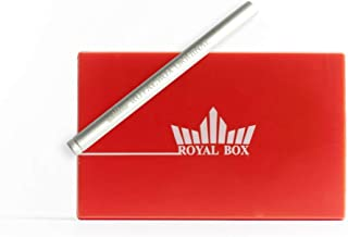 Royal Box Kit de Rapé - Sniff Set (Rojo