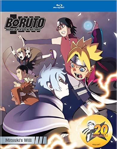 Boruto: Naruto Next Generations - Mitsuki's Will (BD) [Blu-ray]