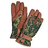 Burgon and Ball Sized Gardening Gloves Ladies - Love The Glove - Oak