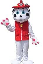 k228 Paw Patrol Mascot Costume Marshall Mascot Costume