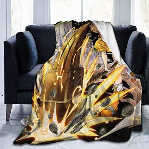 XBFHG Warmer 3D-Druck Sieben tödliche Flanelldecken Ultraweiche Micro-Fleece-Decke Leichtgewicht 50 'x 40'