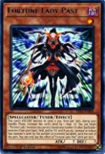 Yu-Gi-Oh! - Fortune Lady Past - RIRA-EN008 - Rare - 1st Edition - Rising Rampage