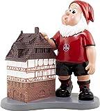 1. FC Nürnberg Gartenzwerg 'Albrecht Dürer-Haus'
