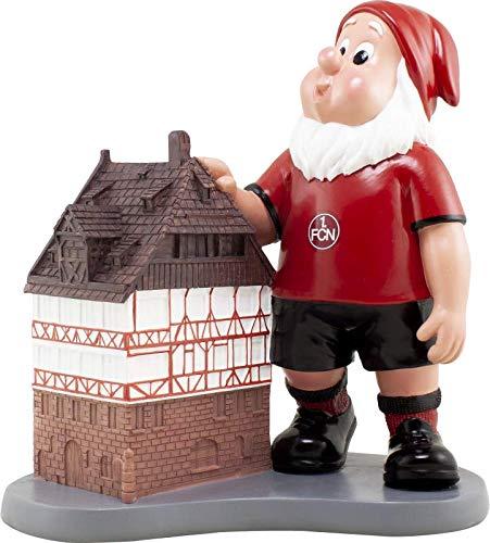 1. FC Nürnberg Gartenzwerg \'Albrecht Dürer-Haus\'