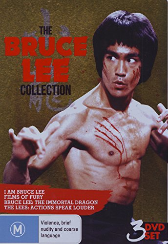 The Bruce Lee Collection - I Am Bruce Lee + Films Of Fury + Immortal Dragon