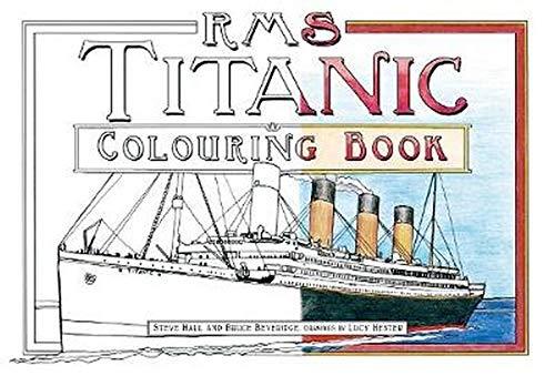 RMS Titanic Colouring Book (Colouring Books)