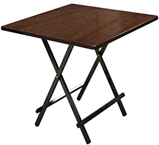 Amazon.fr : petite table pliante bois - Multicolore