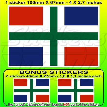 GRONINGEN Vlag Nederland Grönnen, Nederland 4