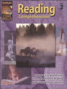 Steck-Vaughn Core Skills  Reading Comprehension  Student Edition Grade 2 Reading Comprehension by STECK-VAUGHN  2002-05-01