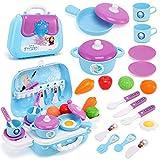 Spielzeug-Make-up-Set, Make-up-Spielzeug Für Mädchen Spielzeug-Make-up-Set Für Kinder...