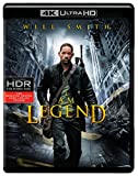 New & Sealed I Am Legend 4k UHD Blu-ray + Digital (2016) Will Smith