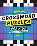 Crossword Puzzles for Kids: A Fun and Challenging Puzzle Book