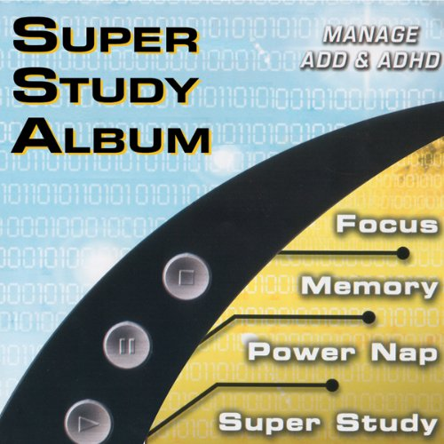 Super Study Album audiobook cover art