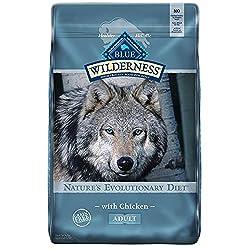 Blue Buffalo Wilderness High-Protein Grain-Free Dog Food