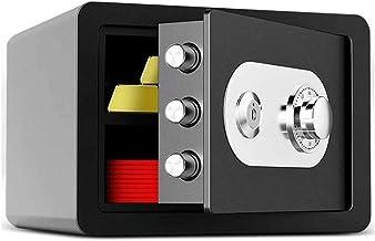 Huishoudelijke kluis - veilig metaal veilig voor het opbergen van goederen, waardevolle spullen, paspoorten, sleutels, gel...