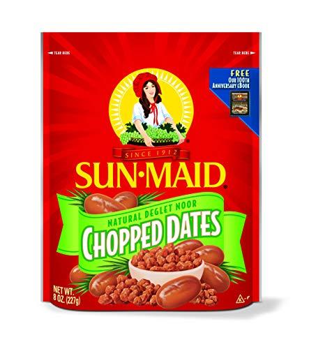 Sun-Maid Chopped Dates,8 OZ (Pack - 1)