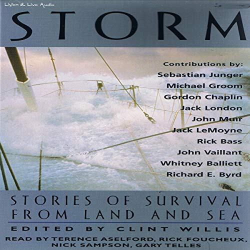 Storm: Stories of Survival from Land and Sea Titelbild