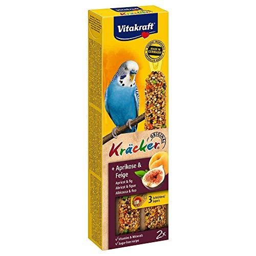 Vitakraft Kräcker Aprikose & Feige - Sittich