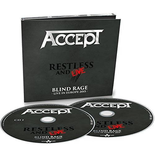 Restless & Live (2Cd Digipack)