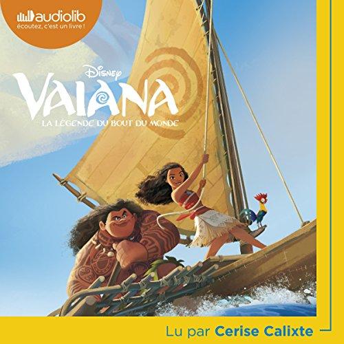 Couverture de Vaiana. La légende du bout du monde