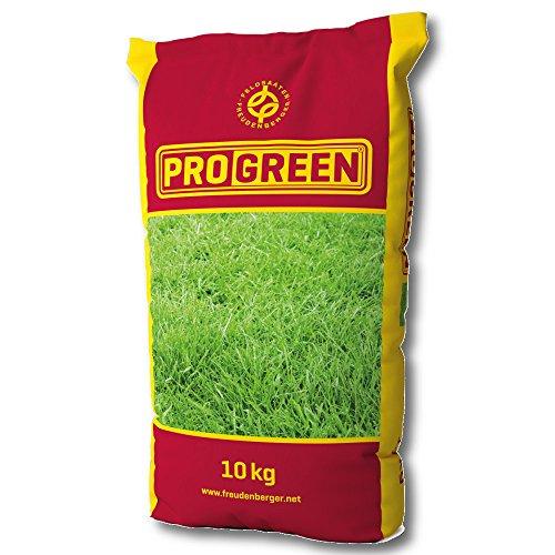 Saatgut Grünland 10 kg Progreen Dauerwiesen-Einsaat mit Klee für alle Lagen
