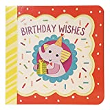 Birthday Wishes: Greeting Card Book With Envelope and Decorative Foil Seal (Little Bird Greetings Keepsake Book)