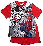 Spiderman Pyjama Kollektion 2018 Shortie 98 104 11