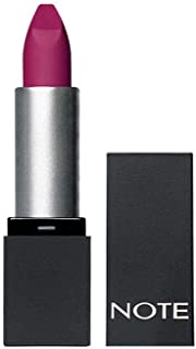 Note MATTEVER LIPSTICK Shade 10 SHOCKING FUSCHIA