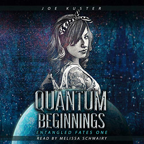 Couverture de Quantum Beginnings