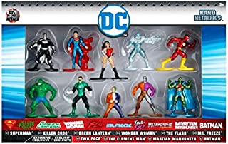 dc comics mini figures