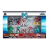 Jada - Nano Metalfig DC Comics 10 Unidades