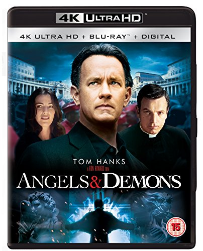 Angels & Demons [Blu-ray] [UK Import]