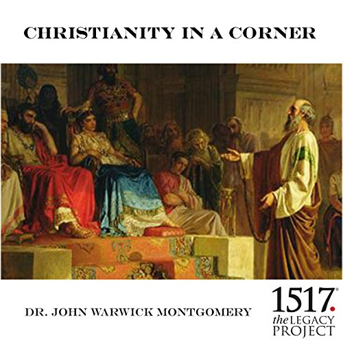 Christianity in a Corner audiobook cover art