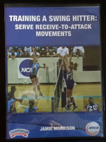 Training a Swing Hitter: Serve Receive-to-Attack Movements