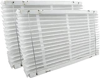 AIRx Replacement for Bryant/Carrier EZ-FLEX Filter Media EXPXXFIL0016-2 pack