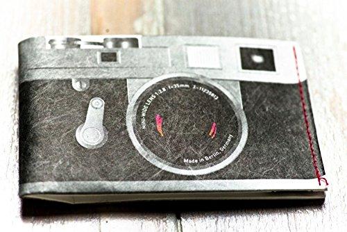 Paprcuts Portemonnaie - Kamera: Ultraleichte Geldbörse - reißfest, wasserfest, recyclebar