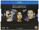Galactica: Estrella de Combate / Battlestar Galactica - Complete Series - 20-Disc Box Set ( BSG ) (Blu-Ray)